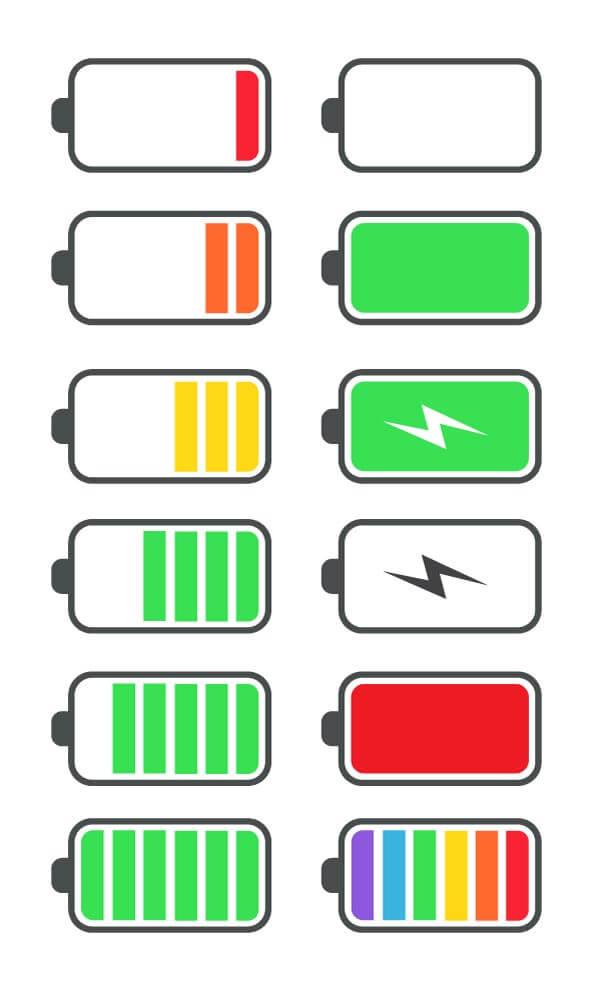 batteries-charging